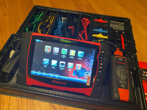 Snapon Verus Pro Automotive Diagnostic Scan Tool Eems327 Scanner Snap On 20 2