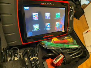 Snap On Modis Ultra Diagnostic Scanner Dom Asian Euro 20 2 2020 Snapon Eems328