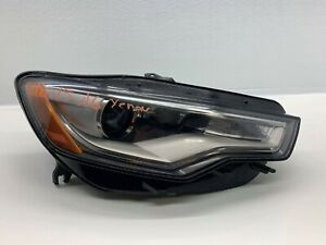2012 2016 Audi A6 S6 Driver Side Xenon Hid Headlight Lh Lamp Oem 18052501 19
