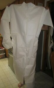 25 Cardinal Health Protective Suit Ppe Coveralls Elastic At Ankle
