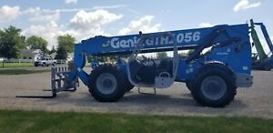 2013 Genie Gth 1056 Fork Lift Telescopic Telehandler Jlg 4x4 Financing Low Hour