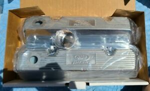 1969 1970 Ford Performance Boss 302 351c 351m 400 Alum Valve Covers M 6582 A342r