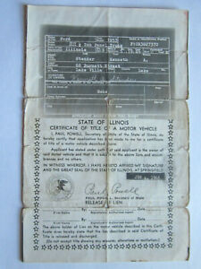 1953 Ford 1 2 Ton Panel Truck Barn Find Historical Document