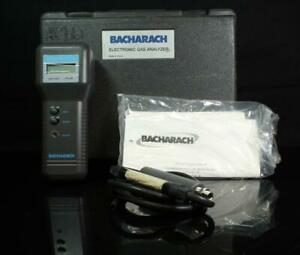 Bacharach Monoxor Ii Ppm Co Carbon Monoxide Portable Gas Analyzer