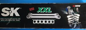 Sk 89252 2 Piece Sae Double Box Xxl Spline G Pro Wrench Set Sae Usa