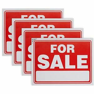 Ram pro 4 Pack Sale Sign 9 X 12 For Car And Auto Sales Rust Free Top Quality