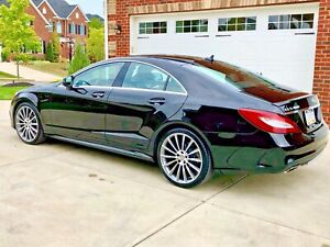 Mercedes 20 Inch Cls63 Rims Wheels Set4 New Exclusive Cls550 Cls500 Cls55 Amg