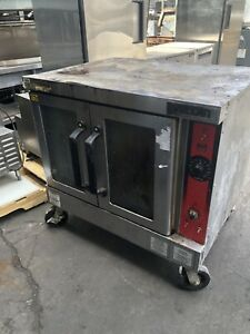 Vulcan Single Stack Convection Oven Electric 3 Phase