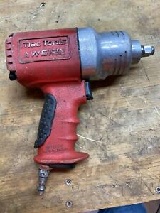 Mac Tools 1 2 Quiet Composite Pneumatic Impact Wrench Aw612q