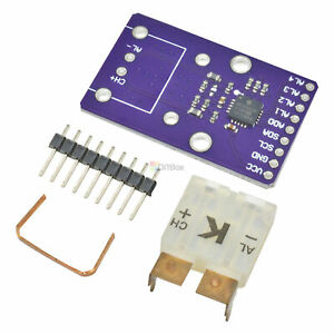 Mcp9600 K Type Thermocouple Converter Differential Input Temperature Conversion