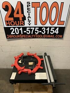Reed Rc20s Low Clearance Rotary Cutter For 18 20 Ci 20 22 Steel Ridgid 300