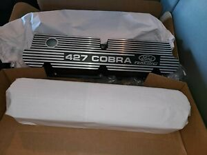 Ford Racing Performance 289 302 351w Tall 427 Cobra Valve Covers M 6582 w427b
