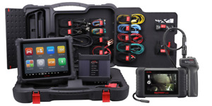 2020 Autel Diagnostic Scanner Scan Tool Msultra Maxisys Ultra Inspection Camera