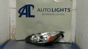 Driver Left Headlight Black Inner Accent Fits 13 14 Legacy 112713