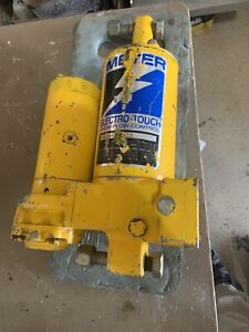 Meyer Electro Touch Snow Plow Control Lift Pump Meyer Western Buyers Model E