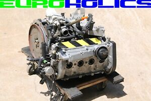 Volkswagen Vw Beetle 01 05 1 8l 1 8t Turbo Engine Motor 4 Cyl Awv 127k Freight