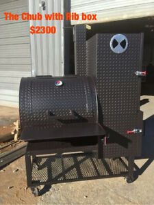 Bbq Smoker Grill Wamer Cooker Charcoal Patio Grill