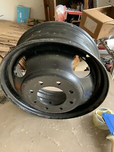 Chevrolet gmc Dually Or Box Truck 16 5x6 Oem Steel Wheel Dodge