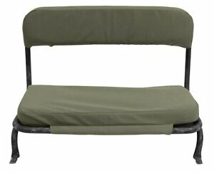 Jeep Flat Fender Early Cj 2a Cj 3a Cj 3b With 6 5 Short back Seat