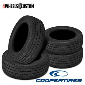 4 X New Cooper Evolution Ht 265 70r17 115t All season Performance Tire