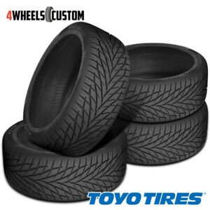 4 X New Toyo Proxes S t 305 45r22 118v All season Performance Tire