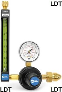 Miller Smith 22 80 580 20 Series Flowmeter Regulator For Argon Co2 New