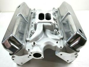 Small Block Ford Aluminum Cylinder Head Top End Package Bpe 3004kit