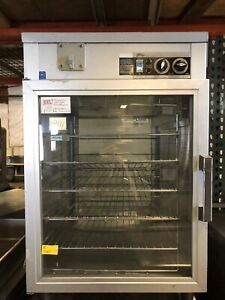 Heated Holding Cabinet Phv 2