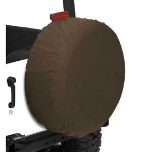 Bestop 30 Spare Tire Cover For Jeep Toyota Honda Chevy Ford Dodge Dark Tan