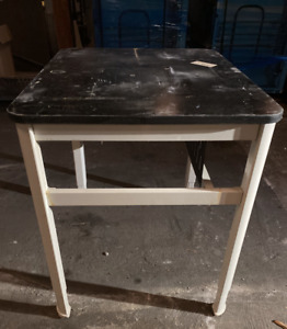 36 X 30 X Adjustable Height Lab Table With Epoxy Top