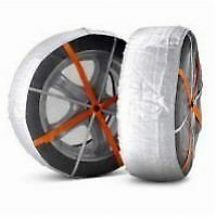 Autosock As698 Traction Wheel And Tire Cover For Ice Snow Easy Install