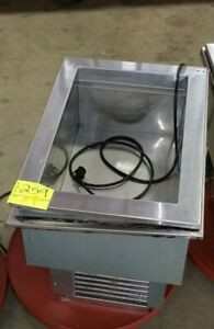 Delfield Manitowoc One Pan Drop in Refrigerated Cold Food Well Model N81