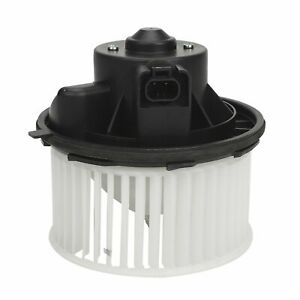 A c Heater Blower Motor W Fan Cage For Silverado Chevy Gmc Cadillac Hummer H2
