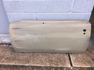 1968 1969 1970 Dodge Charger Driver Door Shell