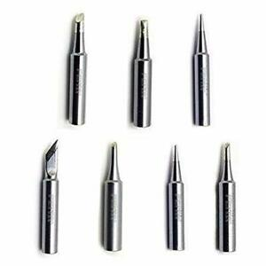Feita Soldering Tips T18 Iron 60 Watt Tip Replacement For Hakko Station Fx 888d