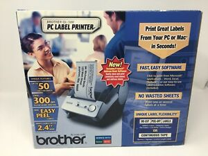Brother P touch Ql 500 Pc Label Printer