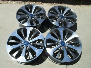20 Ford Expedition F150 Charcoal Factory Oem Wheels Rims 2019
