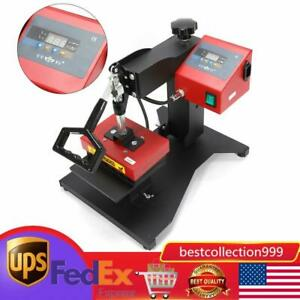 6x Pen Heat Press Digital Machine Ball point Print Transfer Hot Sublimation