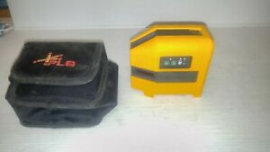 Pacific Laser Systems Pls180r Red Laser Level