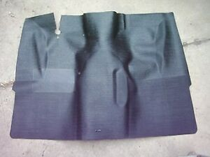 1957 1958 1959 1960 Dodge Truck Molded Rubber Floor Mat 1 2 3 Ton Sweptside
