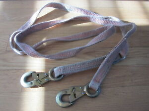 Klein Tools Safety Harness Strap W Clips 1 X 120 Look