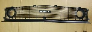 1970 Amc Amx Grill Restored Grille 70 Only