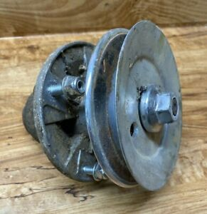 John Deere Mower Pulley Am144608 Spindle 42a 48a 54a Decks X350 X380 X570