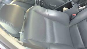2005 2006 2007 Honda Accord Front Seats Pair Right Left Gray Buc Leather