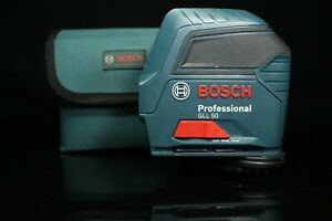 Bosch Gll 50 50 Ft Self Leveling Cross Line Laser Level