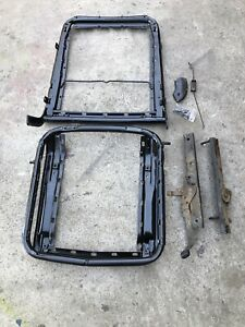 1965 Mustang Seat Frame And Tracks