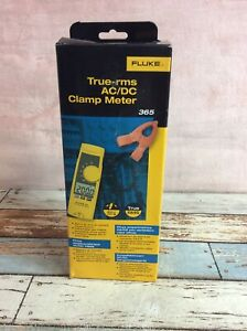Fluke 365 True rms Ac dc Clamp Meter