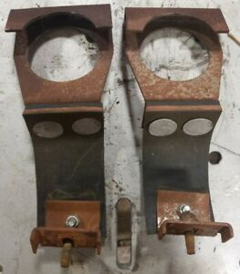 1970 74 Barracuda Cuda Challenger Tail Pipe Hangers