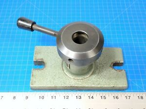 5c Collet Fixture 225 202a Chuck Closer Workholding Milling Machining Grinding