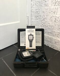Light Use Combustible Toxic Gas Tracer Cg Tracer 501 Gas Detector With Case